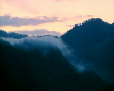 Highlands 007 loop Stock Footage