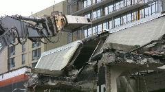 Demolition. Stock Footage