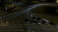 Highway timelapse Full HD Stock Footage