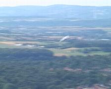 Paper Kite Stock Footage