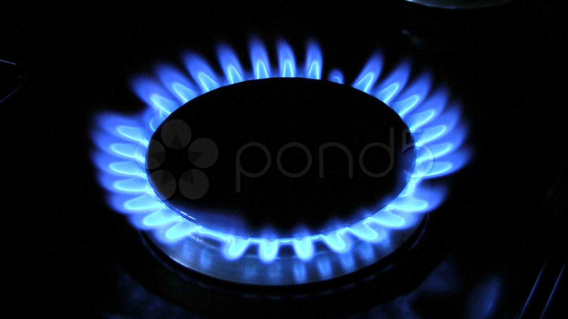 Natural Gas Cooker Burner