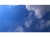 Stock Video Footage of cloud letterbox