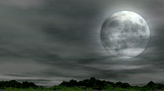 MoonScape Stock Footage