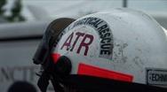 Stock Video Footage of Rescue Helmet