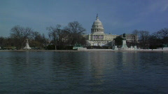 Inaugural Capitol MWS Stock Footage