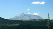 Mount St. Helens Stock Footage