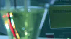 Laboratory testing 2 - stock footage