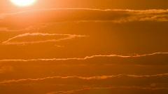 HD Viivästys - Big Sun Set Arkistovideo