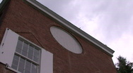 Old St. Mary Church Stock Footage