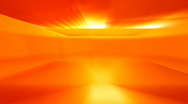 Abstract red universe background Stock Footage