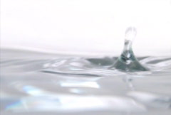 Stock Video Footage of VJ Loop 452 : High Speed Camera Water Drops