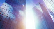 Tall Business building Stock Footage