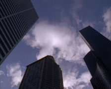 Skyscraper Time-lapse 06 Stock Footage