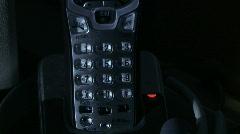 Telephone - stock footage