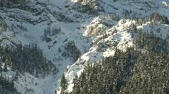 Mt. Norquay, Banff Stock Footage