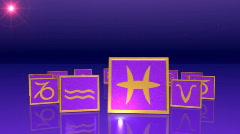 Zodiac Stock Footage
