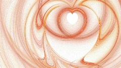 Valentine Heart Stock Footage