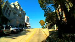 Streets of San Francisco Stock Footage