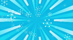 Retro looping background Stock Footage