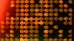Matrix lights defocused Stock Footage