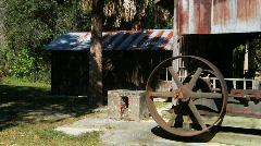 Machine Shop Pan Stock Footage