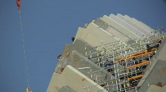 Building Works 2 Stock Footage