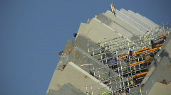 Building Works 3 Stock Footage