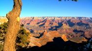 Stock Video Footage of View of Grand Canyon