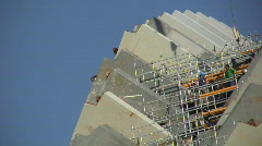 Building Works 5 Stock Footage