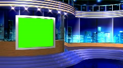 Virtual Studio 9 Stock Footage