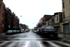 Marcy Streets Stock Footage