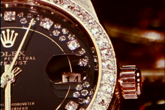 Rolex Shimmer - stock footage
