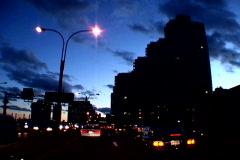 NY Driving City - stock footage