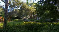 Merrick house museum Stock Footage
