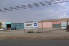 Urban wasteland in Mexico 3 Stock Footage
