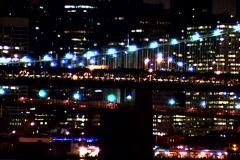 NY Bridge Shutter - stock footage