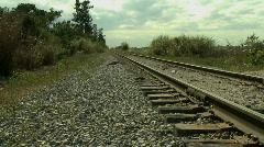 Railways Stock Footage