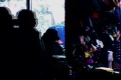 NY Sidewalk People - stock footage