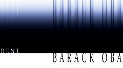 Barack Obama Graphic Stock Footage