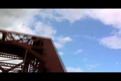 Bridge oregon - stock footage