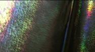Rainbow Sparkle Foil 04 Stock Footage
