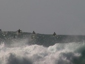 Stock Video Footage of Hawaii Surfing