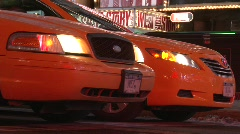 NYC Times Square B-roll 10 - stock footage