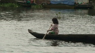 Stock Video Footage of Little girl on a boat