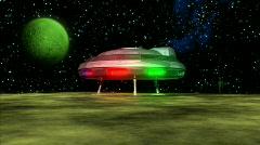 Alien ja ufo HD1080 Arkistovideo