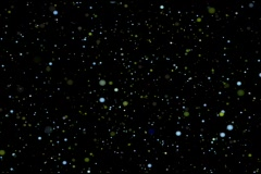 Flying Trough The Space Stock Footage