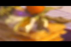 Dessert 1 Stock Footage