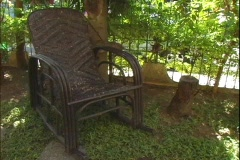 Easy Chair Stock Footage