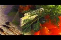 Salad 7 Stock Footage