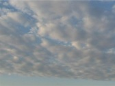 Clouds blanket Stock Footage